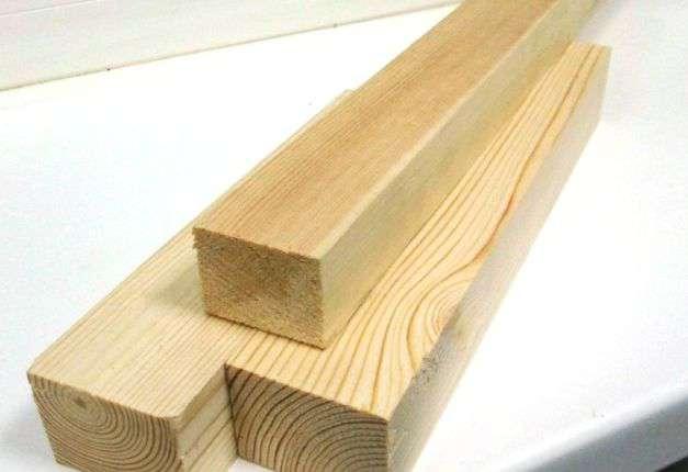 Купить деревянные бруски